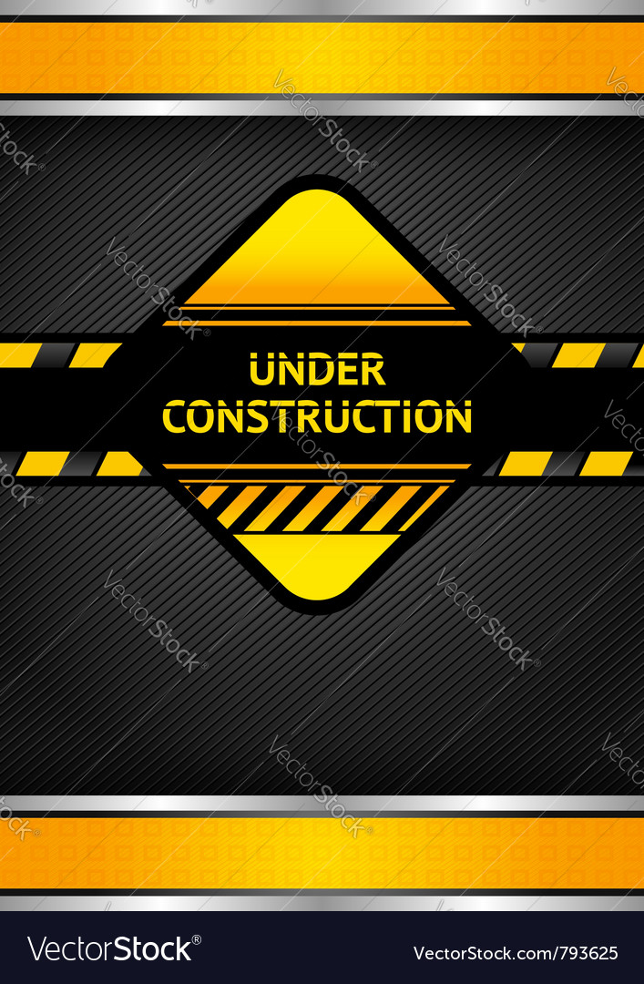 Under construction black corduroy background vector | Price: 1 Credit (USD $1)
