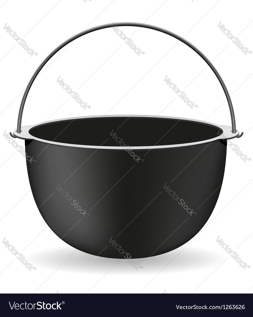 Pot 01 vector | Price: 1 Credit (USD $1)