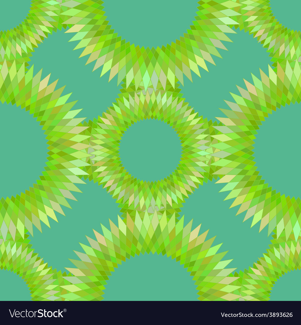 Stylized sea urchin seamless pattern vector | Price: 1 Credit (USD $1)
