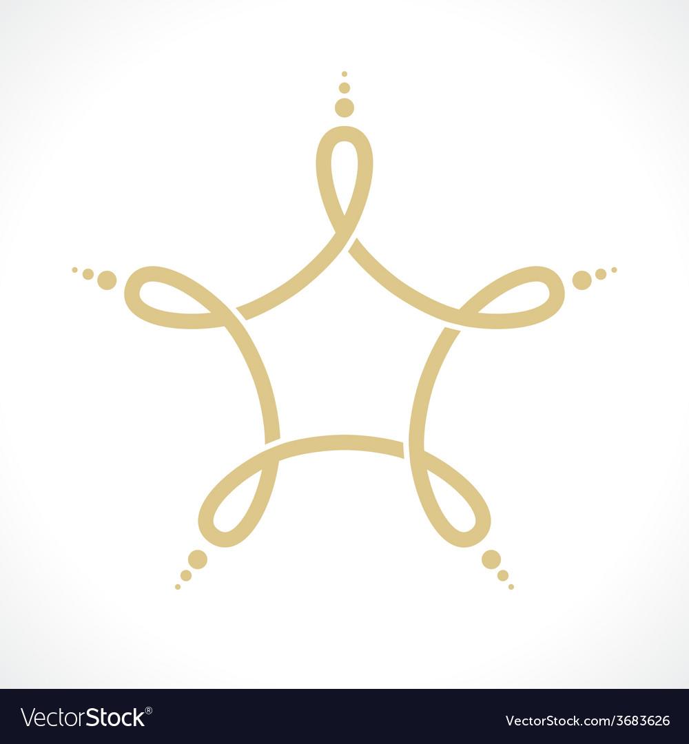Symbol a vector | Price: 1 Credit (USD $1)