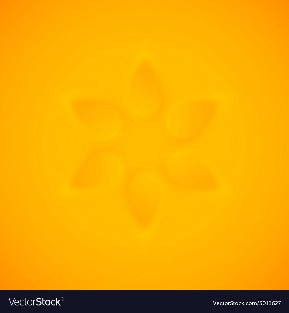 Relief texture 3d modelling clay flower vector | Price: 1 Credit (USD $1)