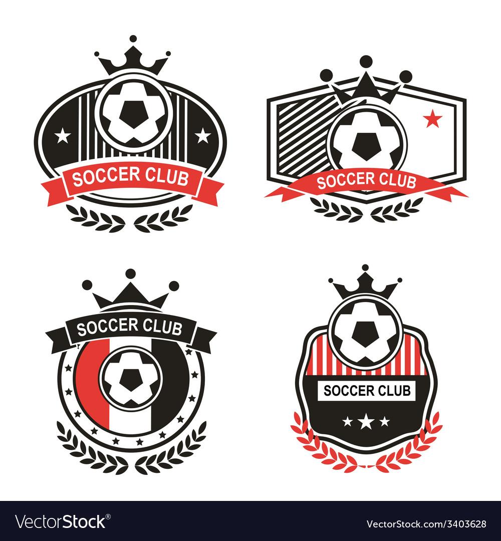 Sport emblems vector   Price: 1 Credit (USD $1)