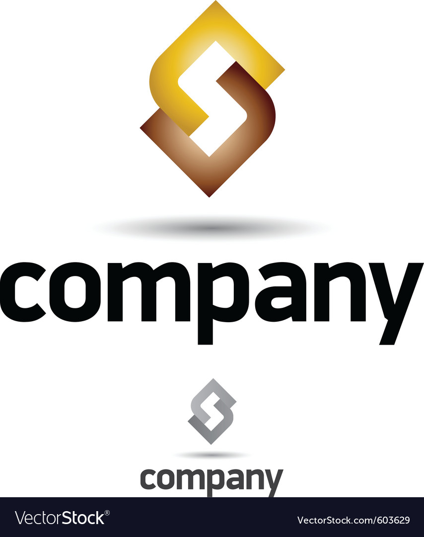 Corporate logo design template vector | Price: 1 Credit (USD $1)