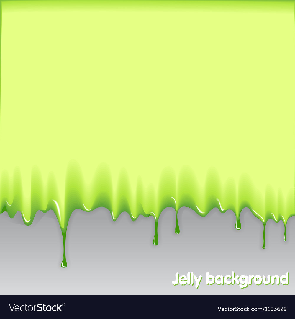 Jelly background vector | Price: 1 Credit (USD $1)