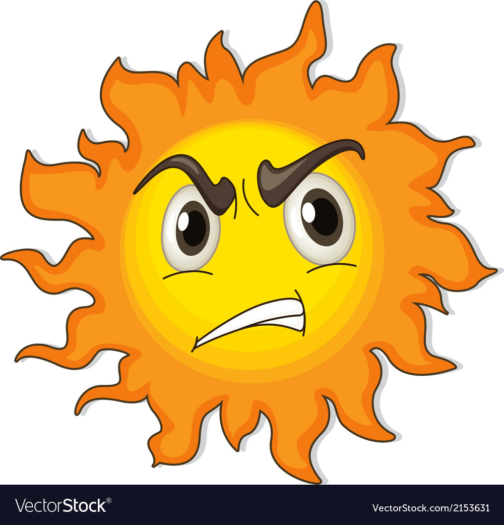 A sun vector | Price: 1 Credit (USD $1)