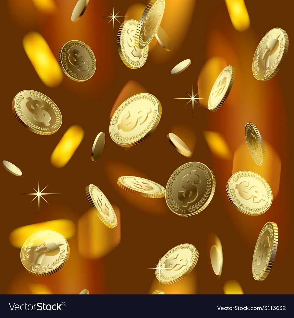 Money rain vector | Price: 1 Credit (USD $1)