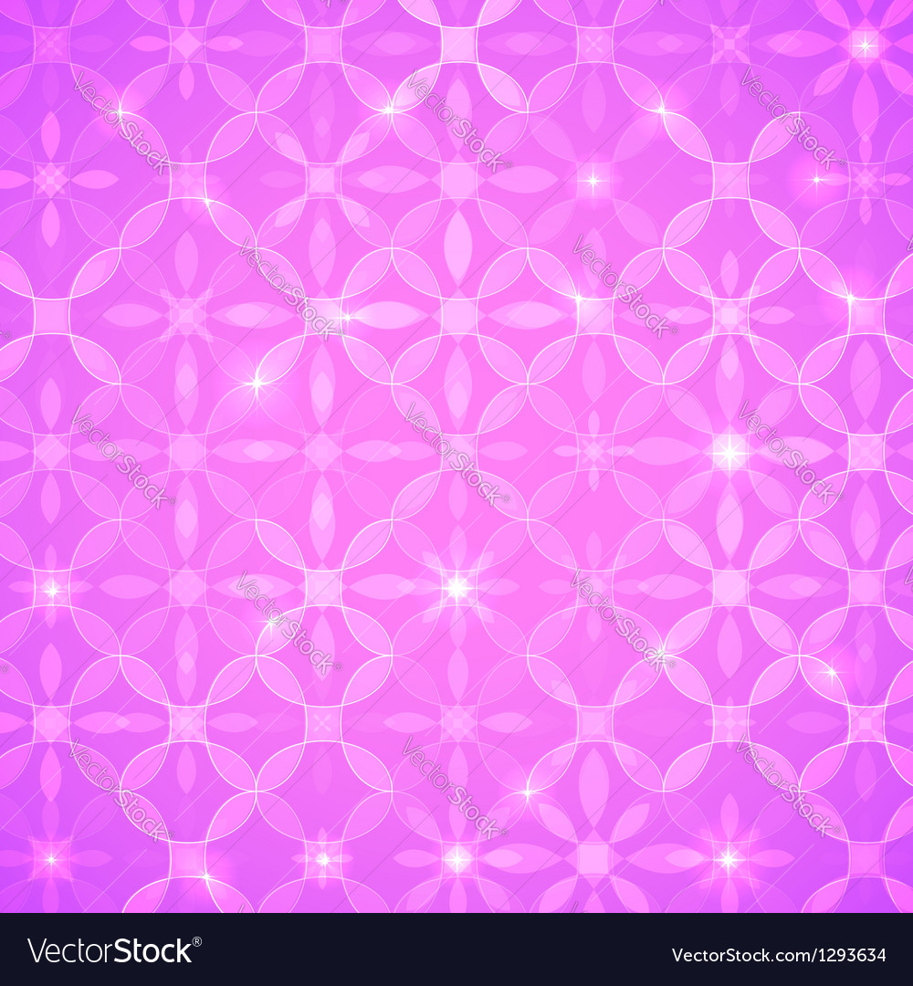 Pink abstract shining background vector | Price: 1 Credit (USD $1)