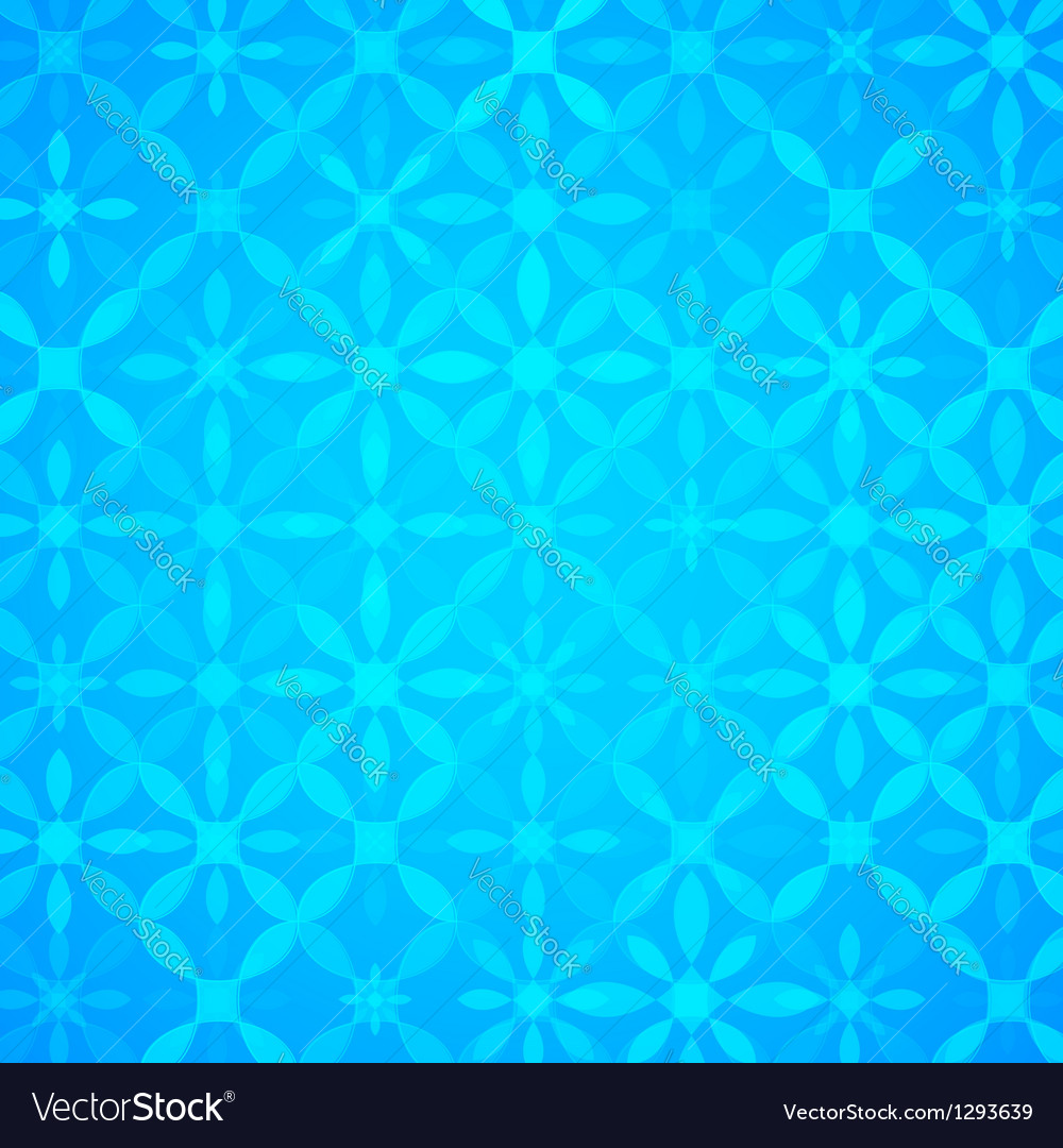 Blue abstract shining background vector | Price: 1 Credit (USD $1)