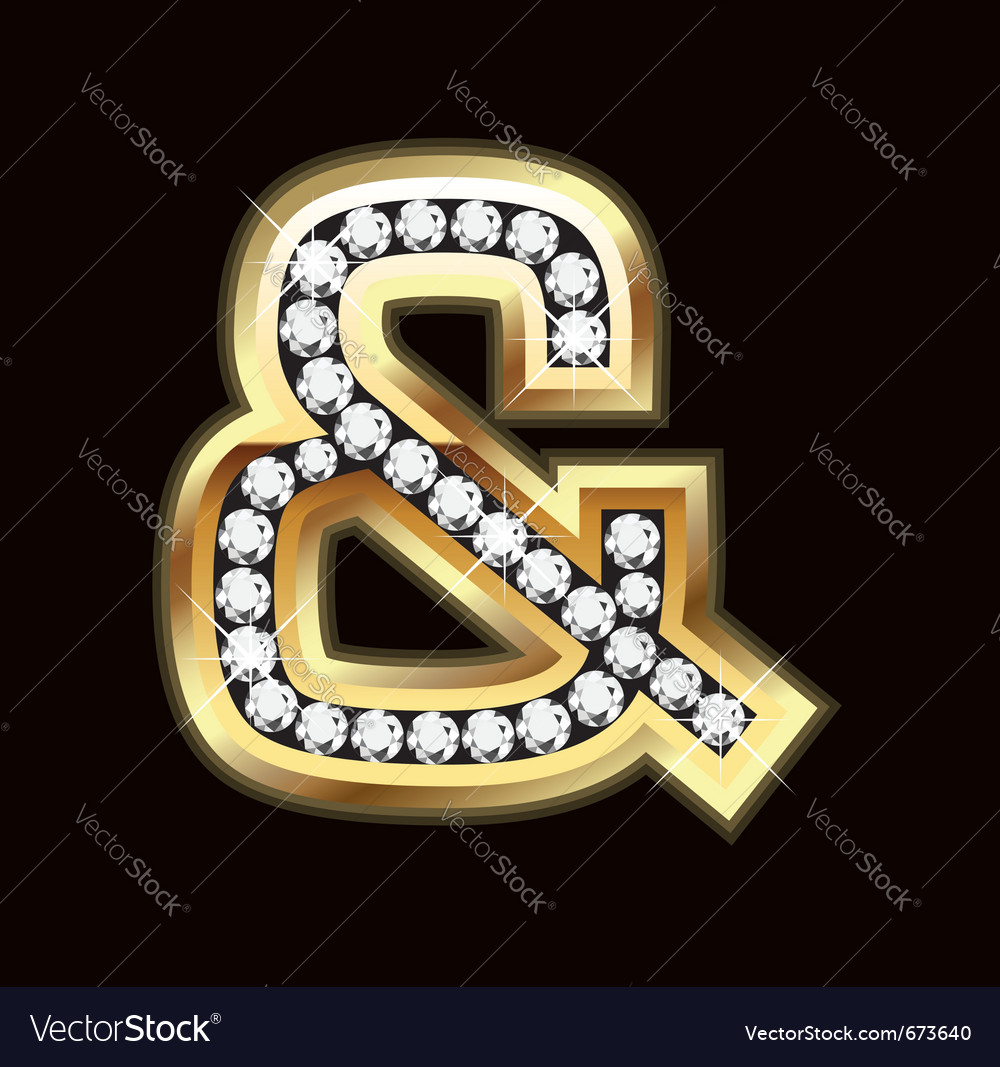 And bling vector | Price: 1 Credit (USD $1)
