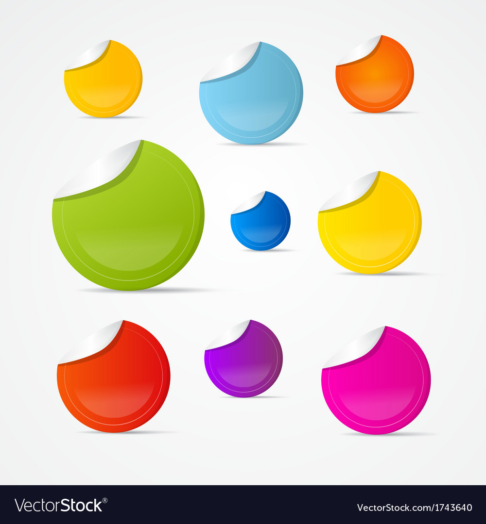 Stickers labels tags vector   Price: 1 Credit (USD $1)