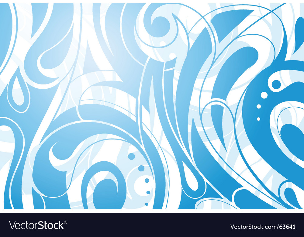 Artistic pattern vector | Price: 1 Credit (USD $1)