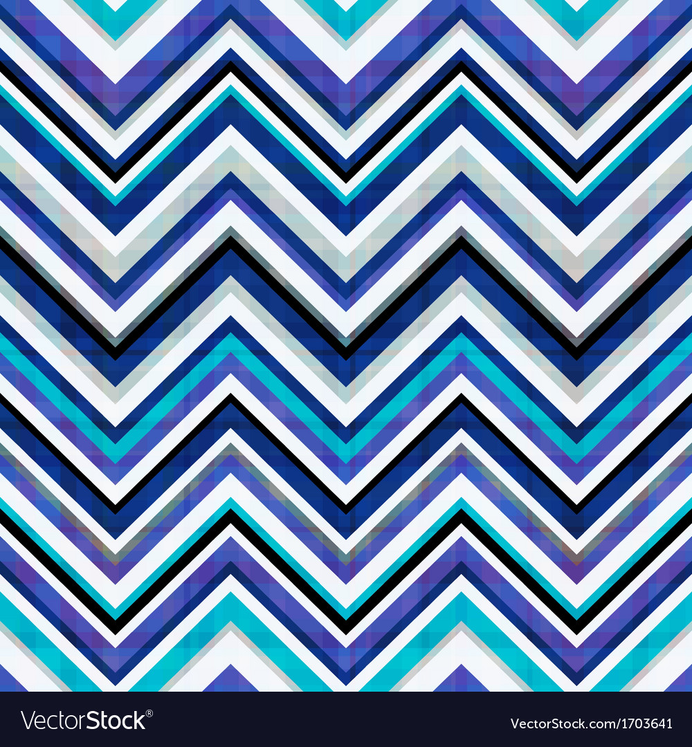 Seamless chevron pattern background vector | Price: 1 Credit (USD $1)