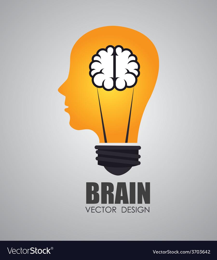 Ideas design vector | Price: 1 Credit (USD $1)