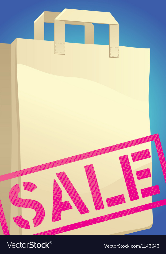 Packing sale vector | Price: 1 Credit (USD $1)