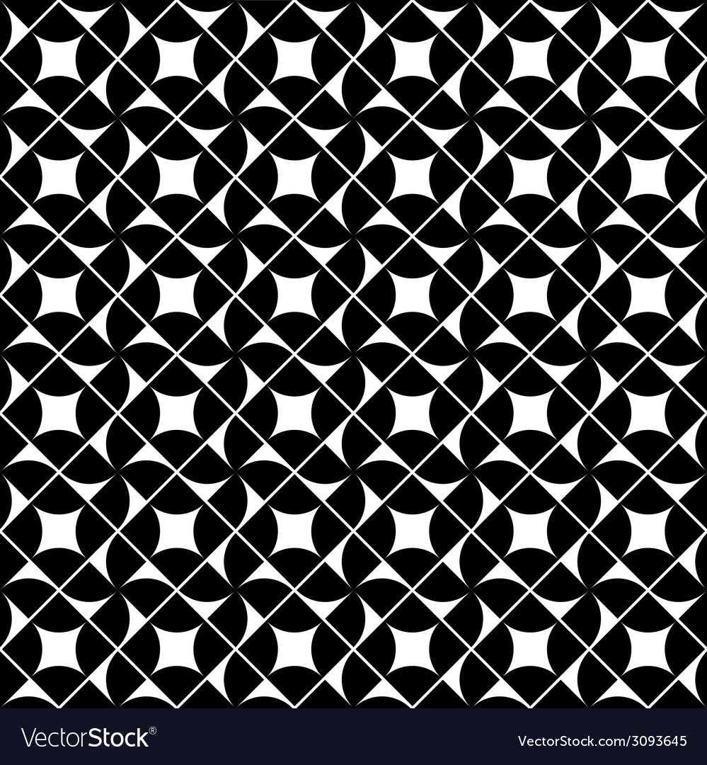 Old mosaic seamless background vector | Price: 1 Credit (USD $1)