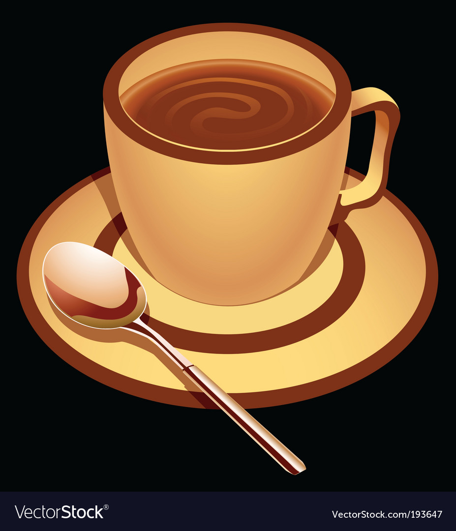 Chocolate drink vector | Price: 1 Credit (USD $1)