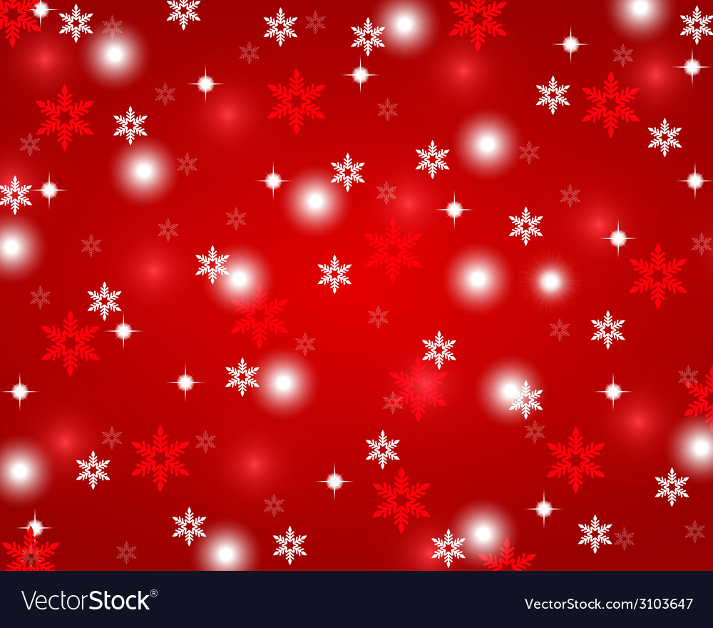 Christmas red shiny abstract background vector | Price: 1 Credit (USD $1)