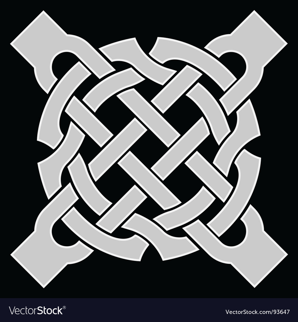 Kelt ornament vector | Price: 1 Credit (USD $1)