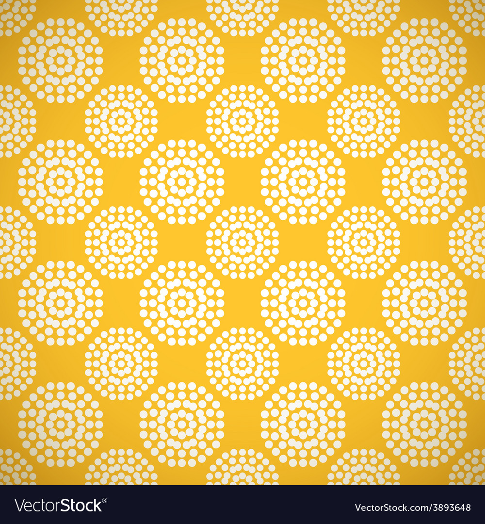 Vintage different pattern endless texture vector | Price: 1 Credit (USD $1)
