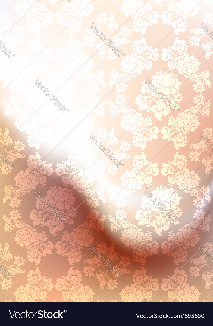 Ornament backdrop vector | Price: 1 Credit (USD $1)