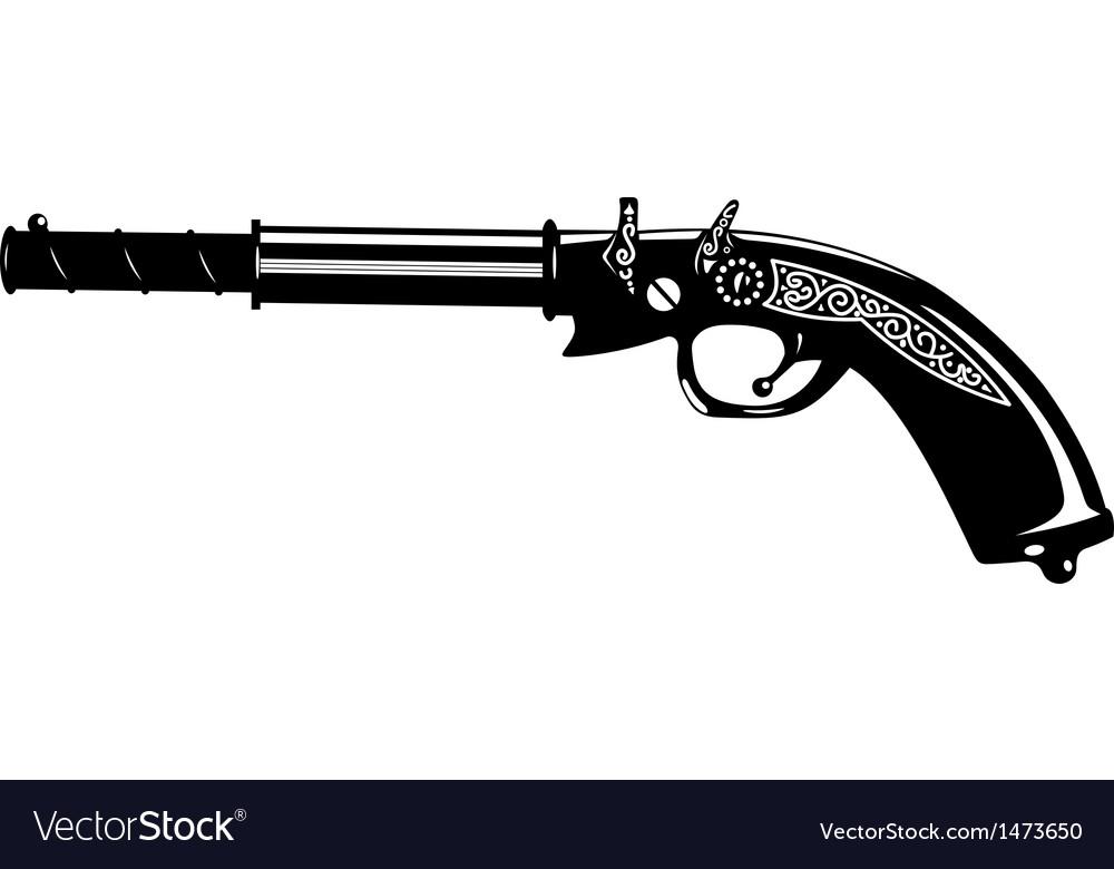 Pistol vector   Price: 1 Credit (USD $1)