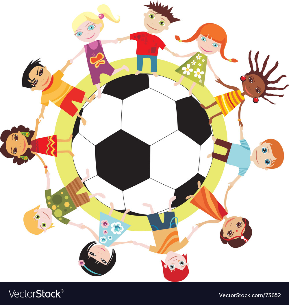 Football vector | Price: 5 Credit (USD $5)