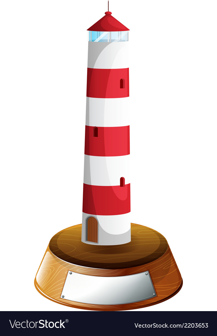 A tower-designed trophy vector | Price: 1 Credit (USD $1)
