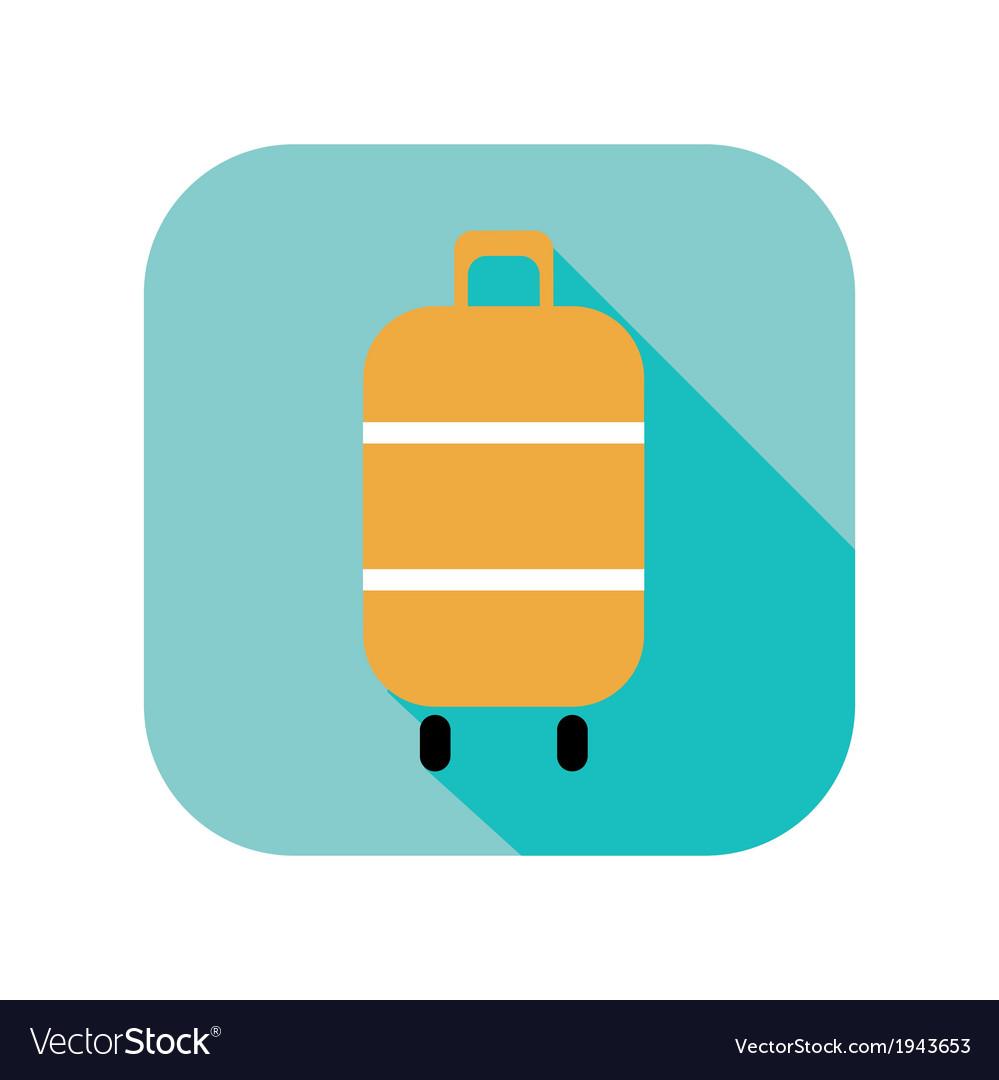 Baggage icon vector   Price: 1 Credit (USD $1)