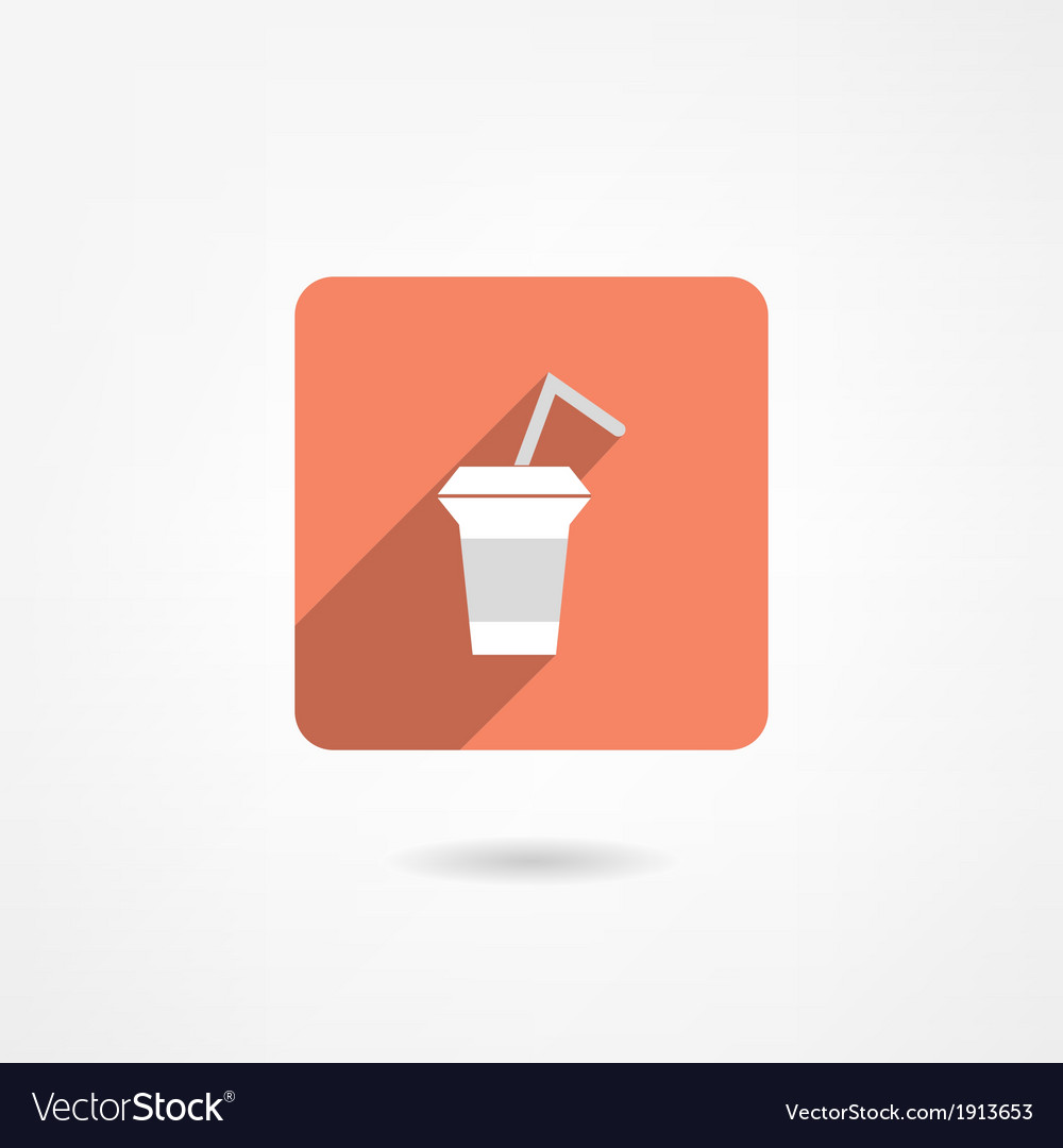 Drink icon vector | Price: 1 Credit (USD $1)
