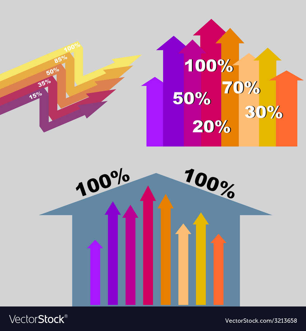 Abstract infographics vector | Price: 1 Credit (USD $1)