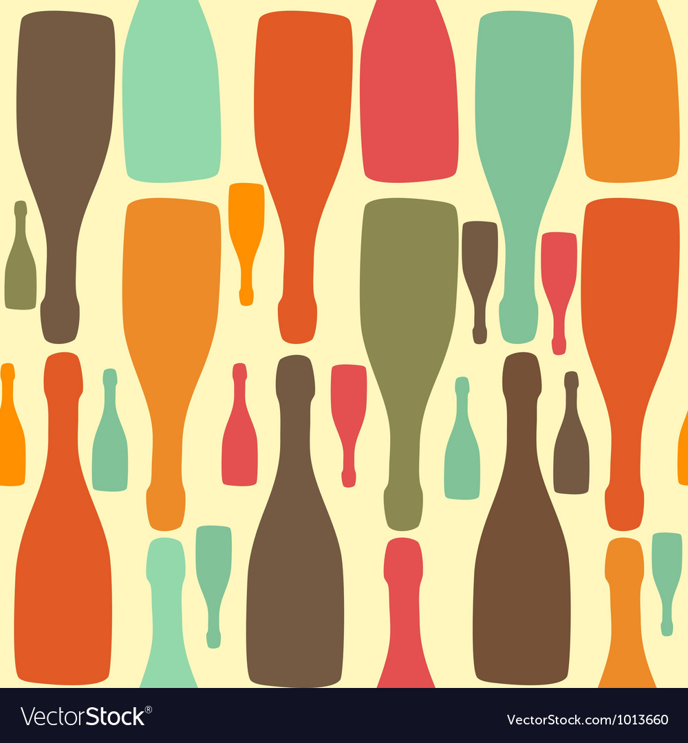 Background with bottles good for restaurant or bar vector   Price: 1 Credit (USD $1)