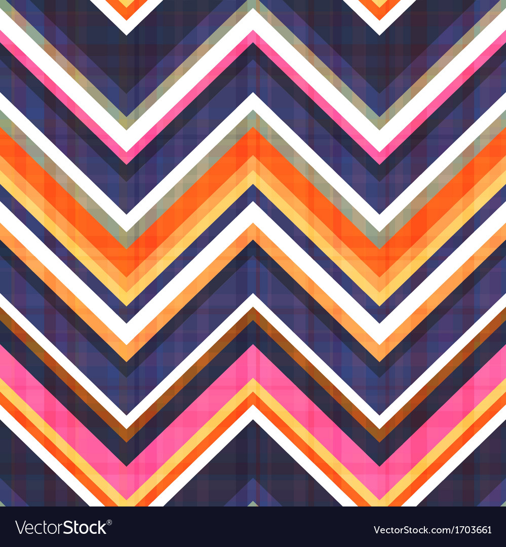 Seamless chevron pattern texture vector | Price: 1 Credit (USD $1)