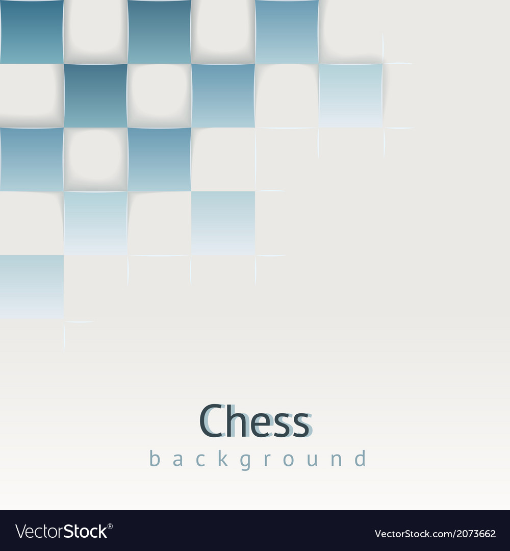Chess background with drop shadows concept vector | Price: 1 Credit (USD $1)