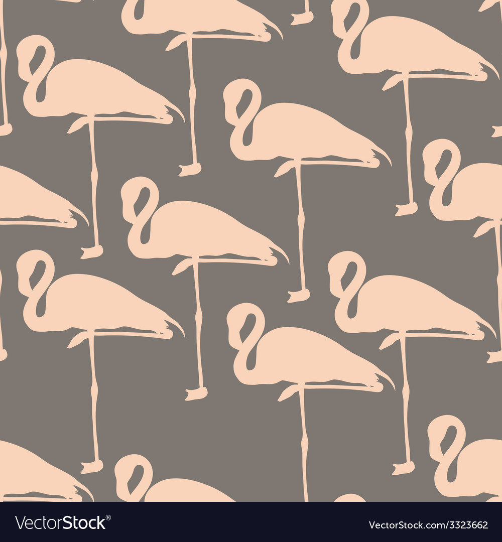 Flamingostand1 vector | Price: 1 Credit (USD $1)
