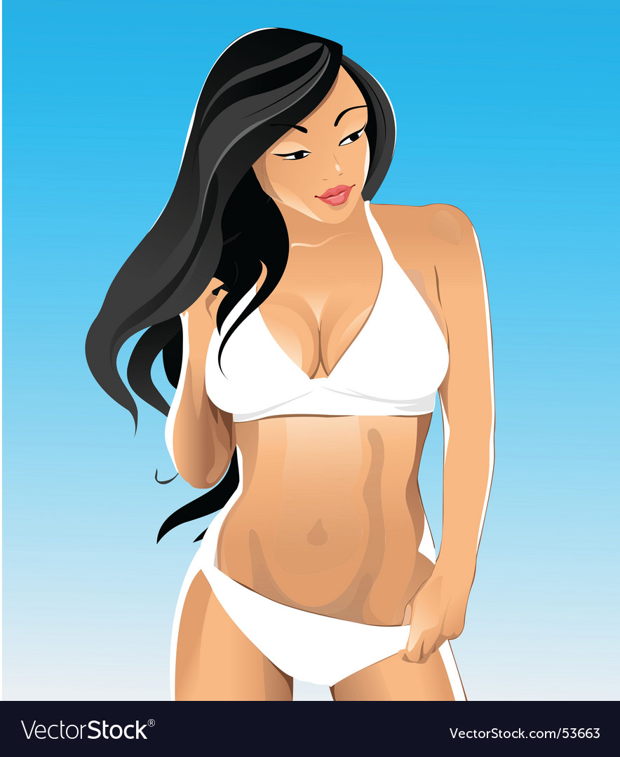 Woman vector | Price: 3 Credit (USD $3)