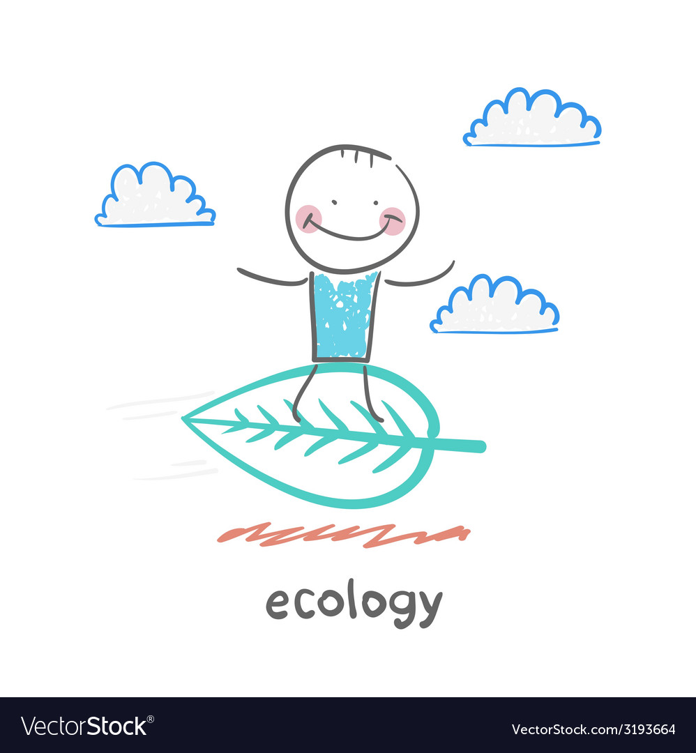 Ecology vector | Price: 1 Credit (USD $1)