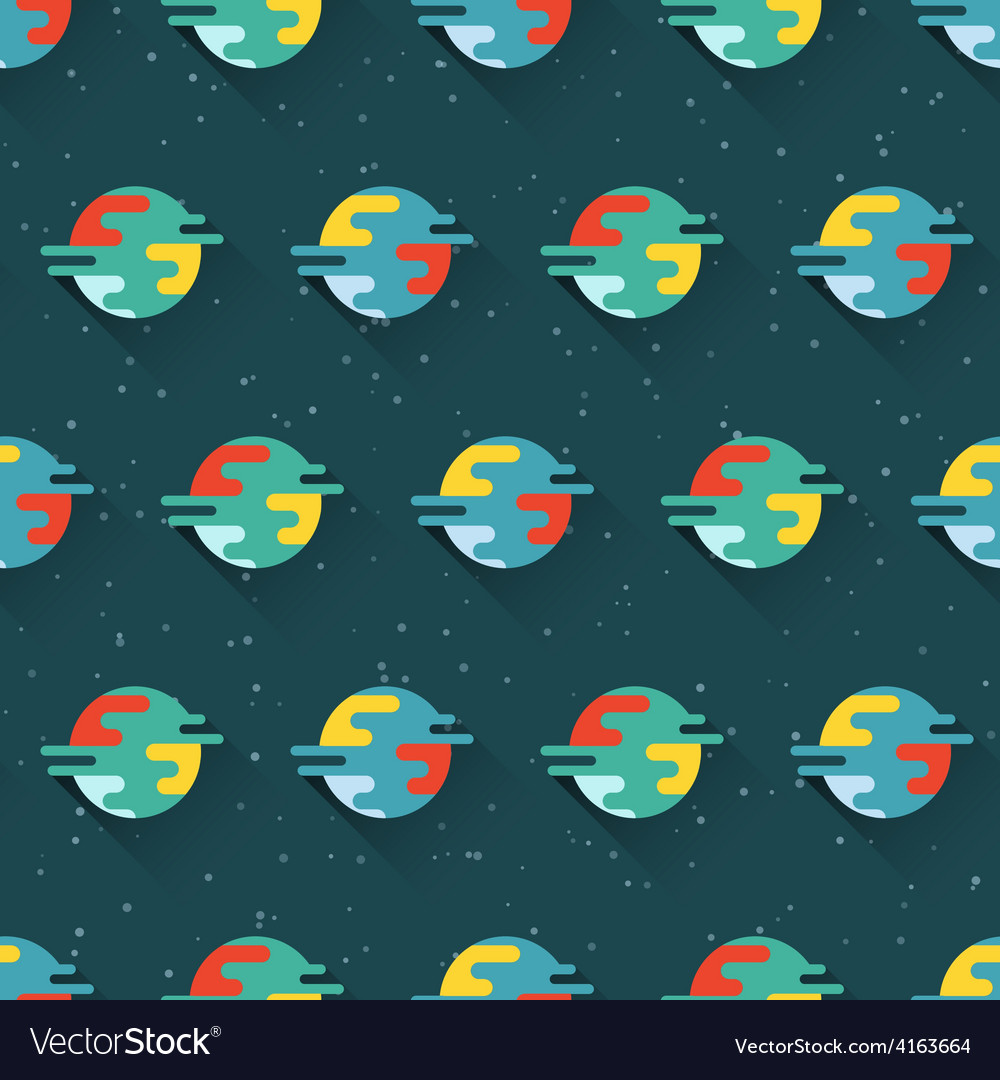 Planets vector | Price: 1 Credit (USD $1)