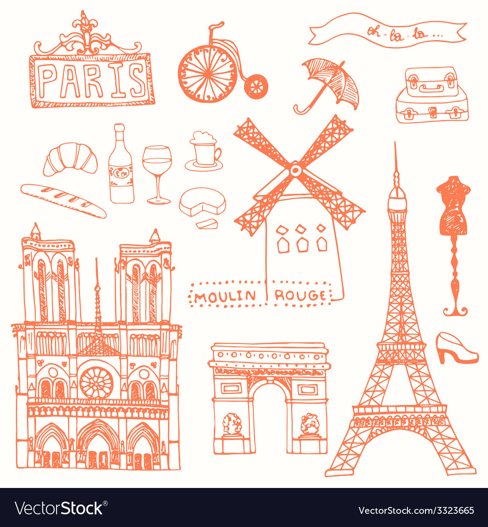 Paris10 vector | Price: 1 Credit (USD $1)