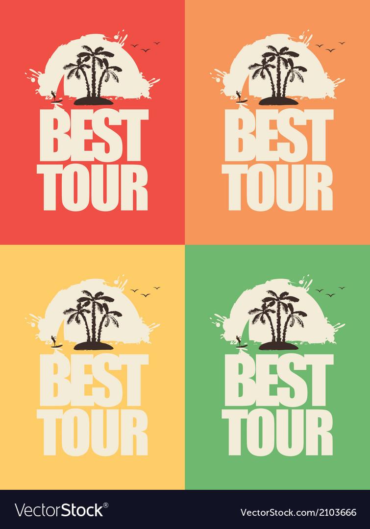 Tour best 02 vector   Price: 1 Credit (USD $1)