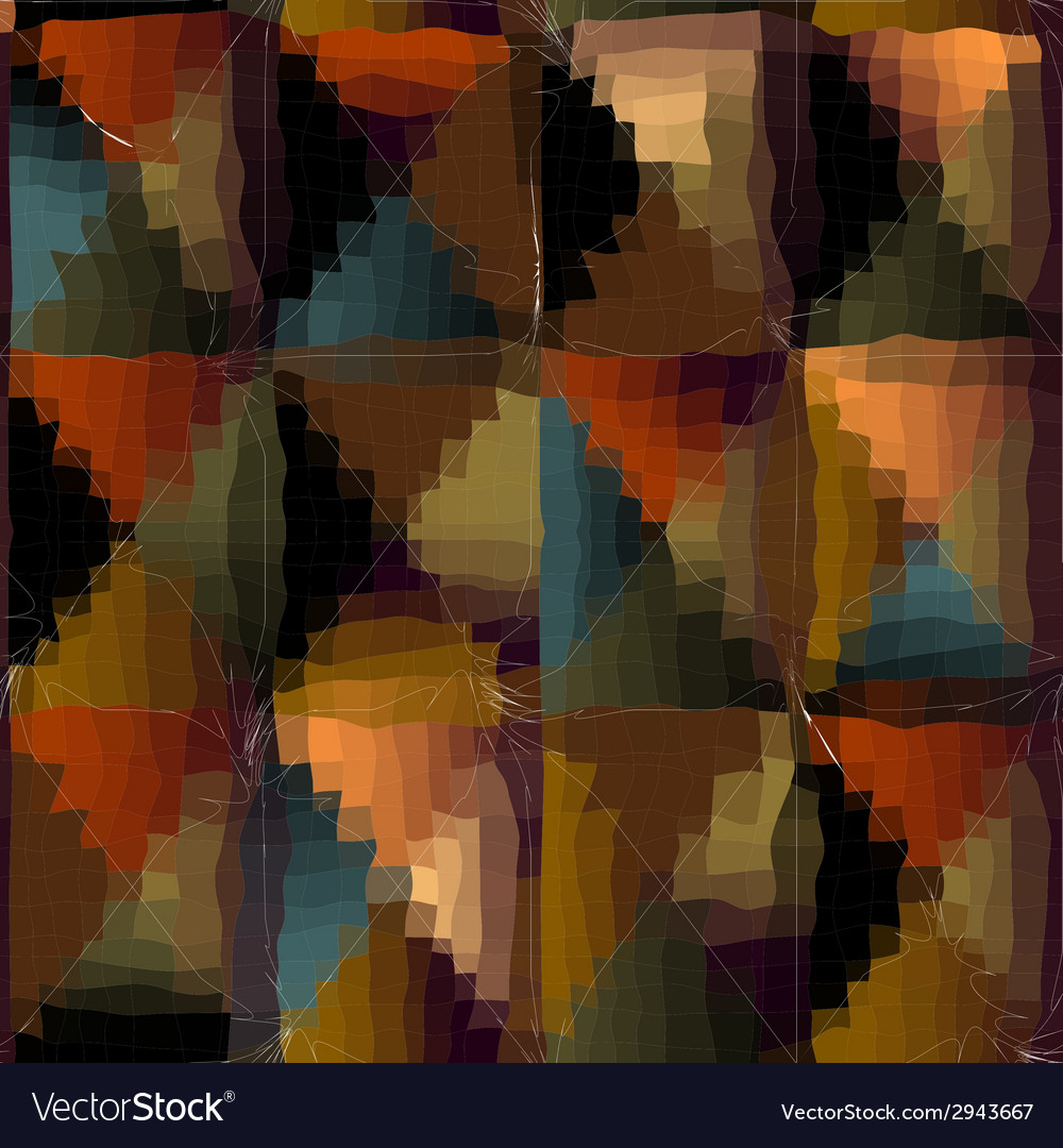 Distorted triangles vector | Price: 1 Credit (USD $1)