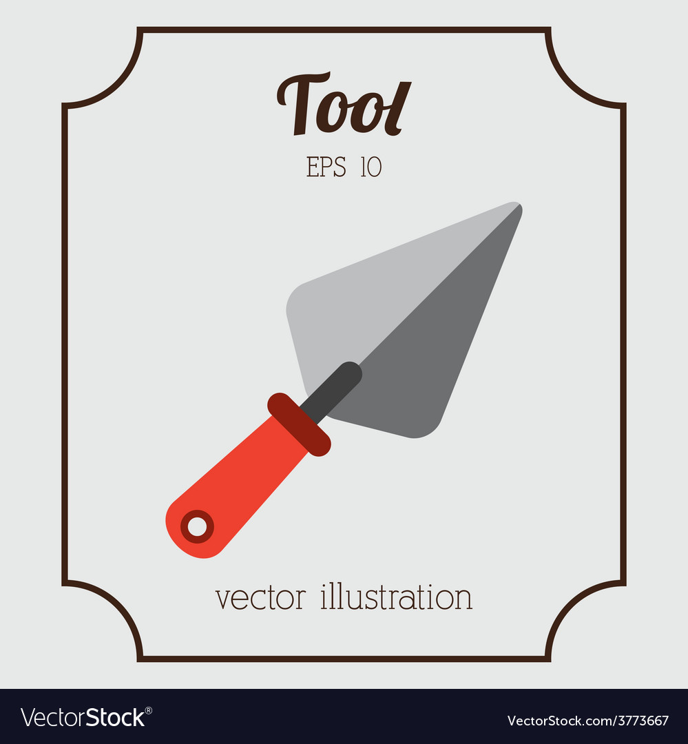 Tool icon design vector | Price: 1 Credit (USD $1)