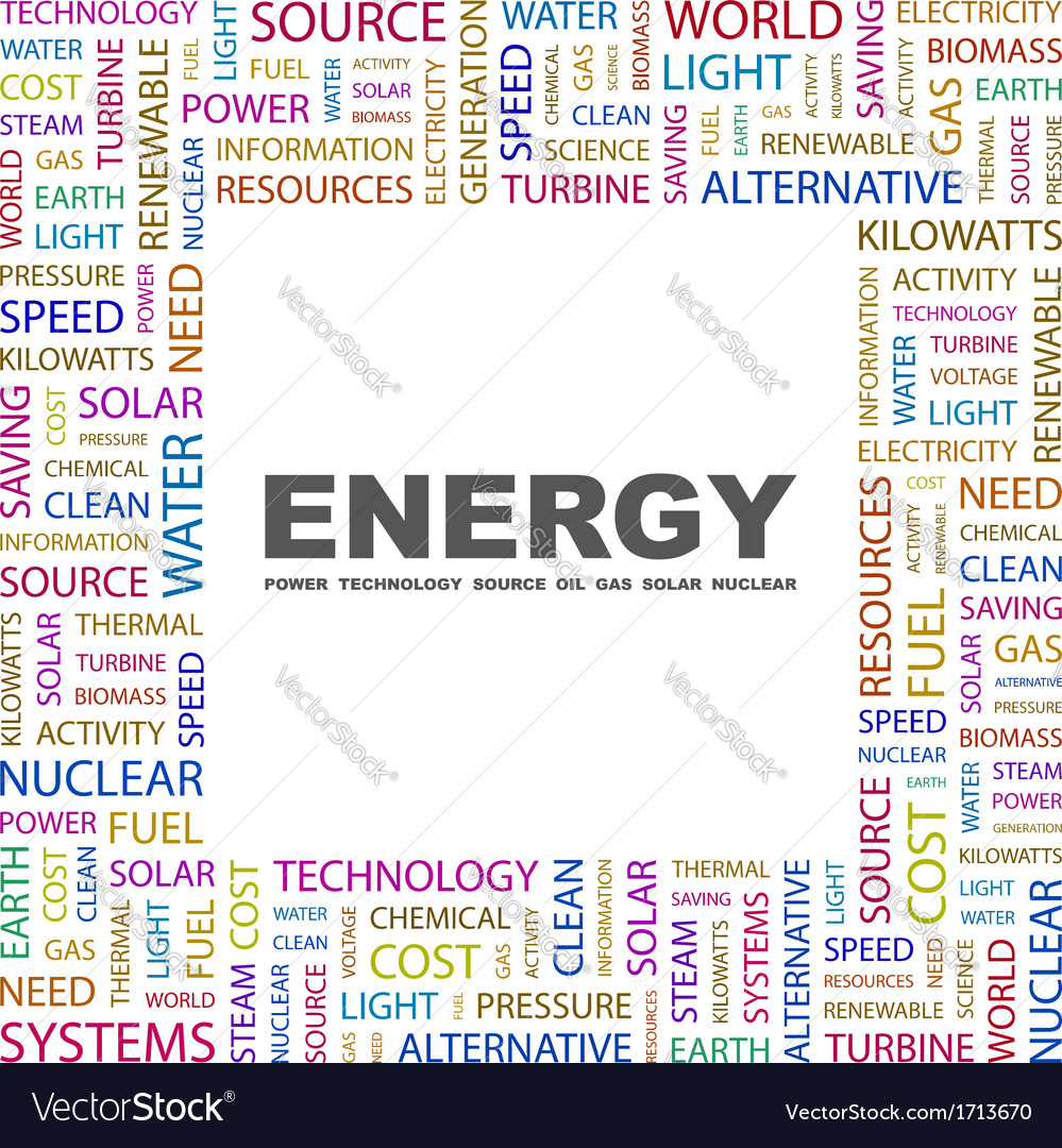 Energy vector | Price: 1 Credit (USD $1)