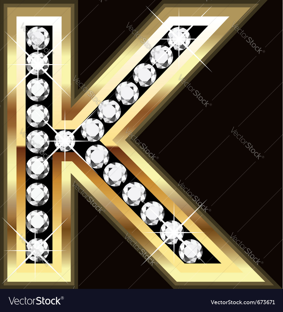 K bling vector | Price: 1 Credit (USD $1)