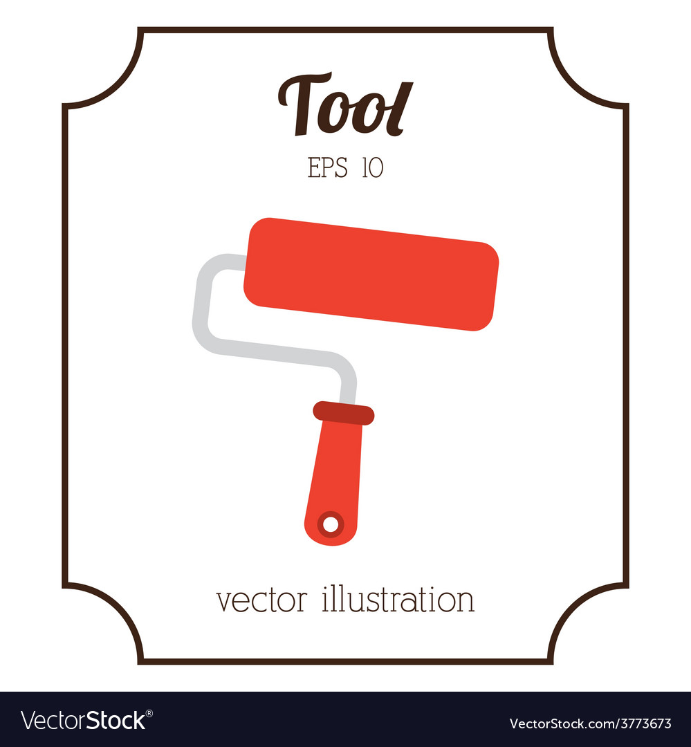 Tool icon design vector | Price: 1 Credit (USD $1)