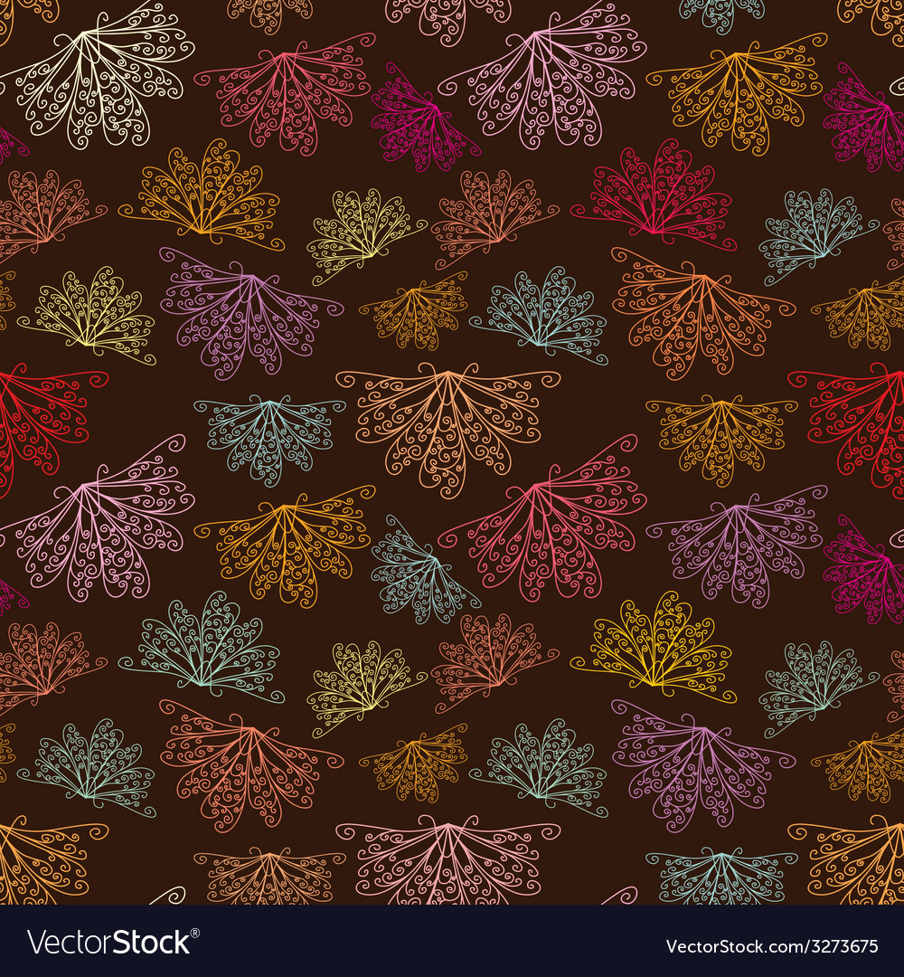 Lace abstract pattern vector | Price: 1 Credit (USD $1)