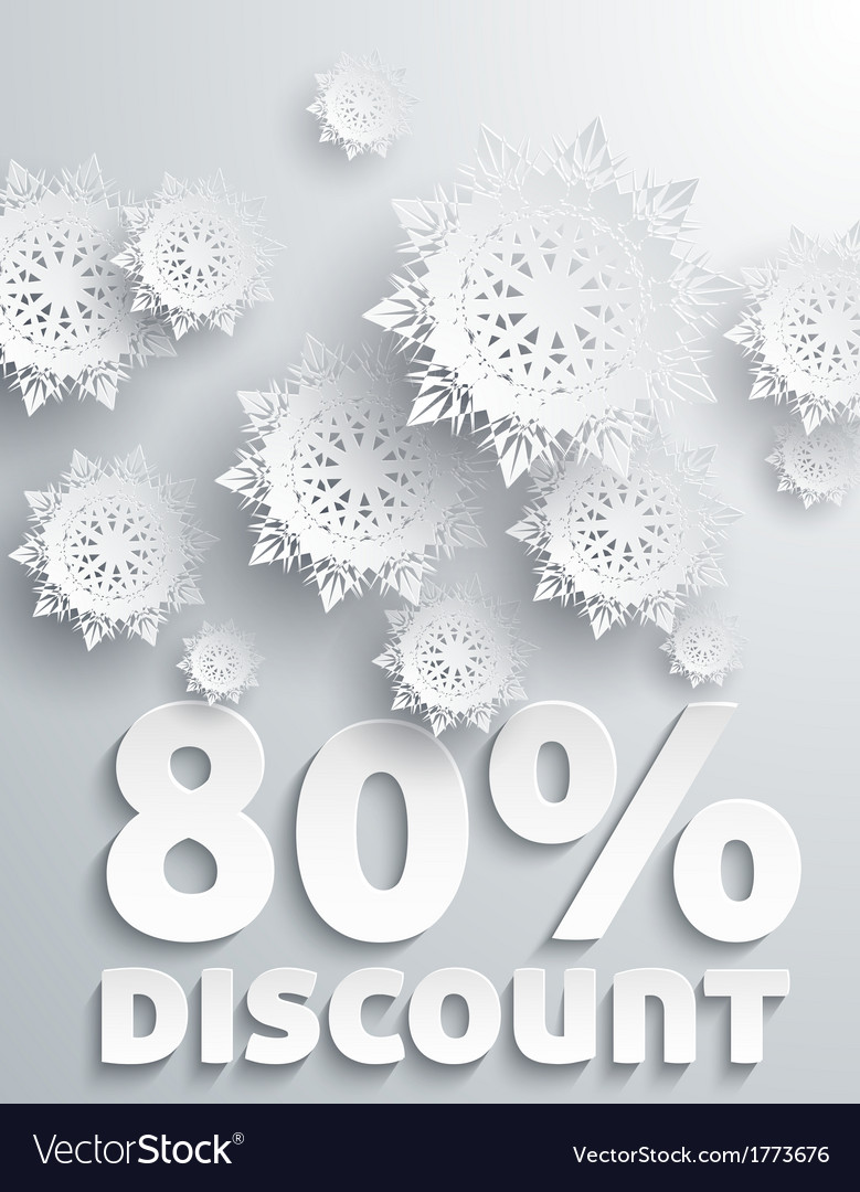 Discount percent vector | Price: 1 Credit (USD $1)