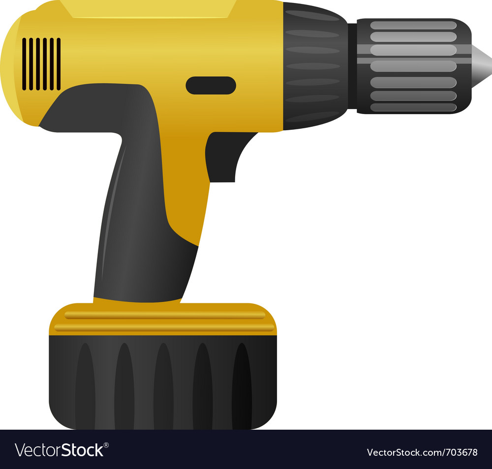 Drill vector | Price: 1 Credit (USD $1)
