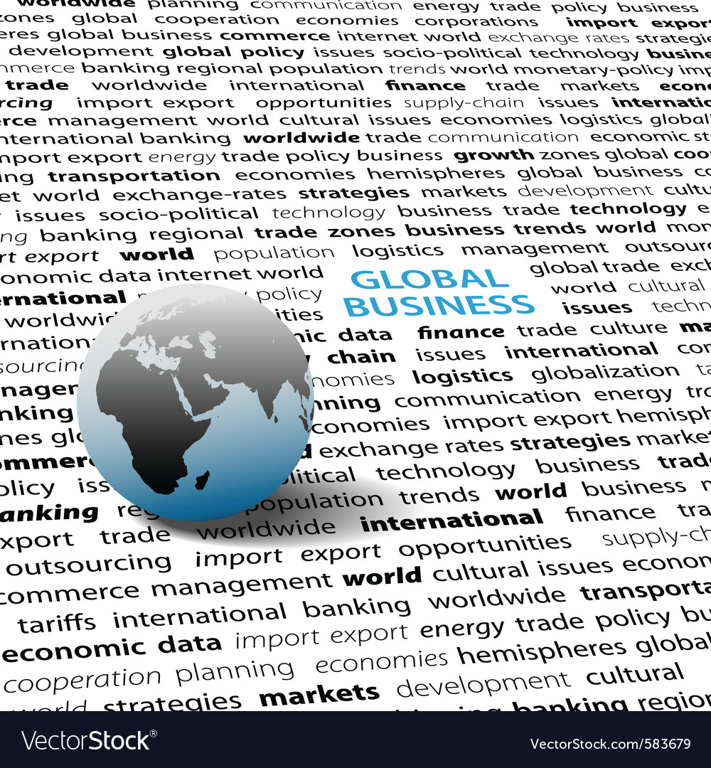 Business economics vector | Price: 1 Credit (USD $1)