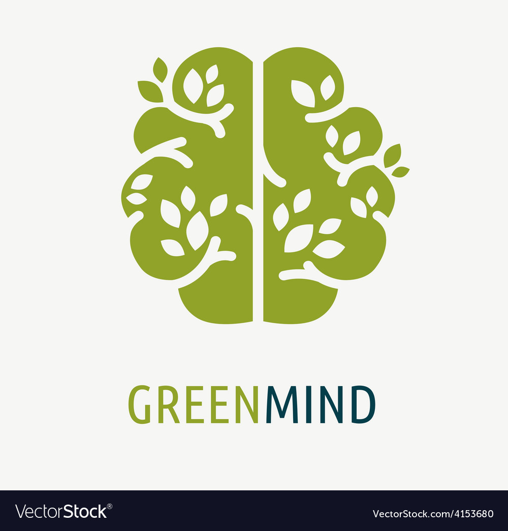 Brain creation idea icon and element vector | Price: 1 Credit (USD $1)
