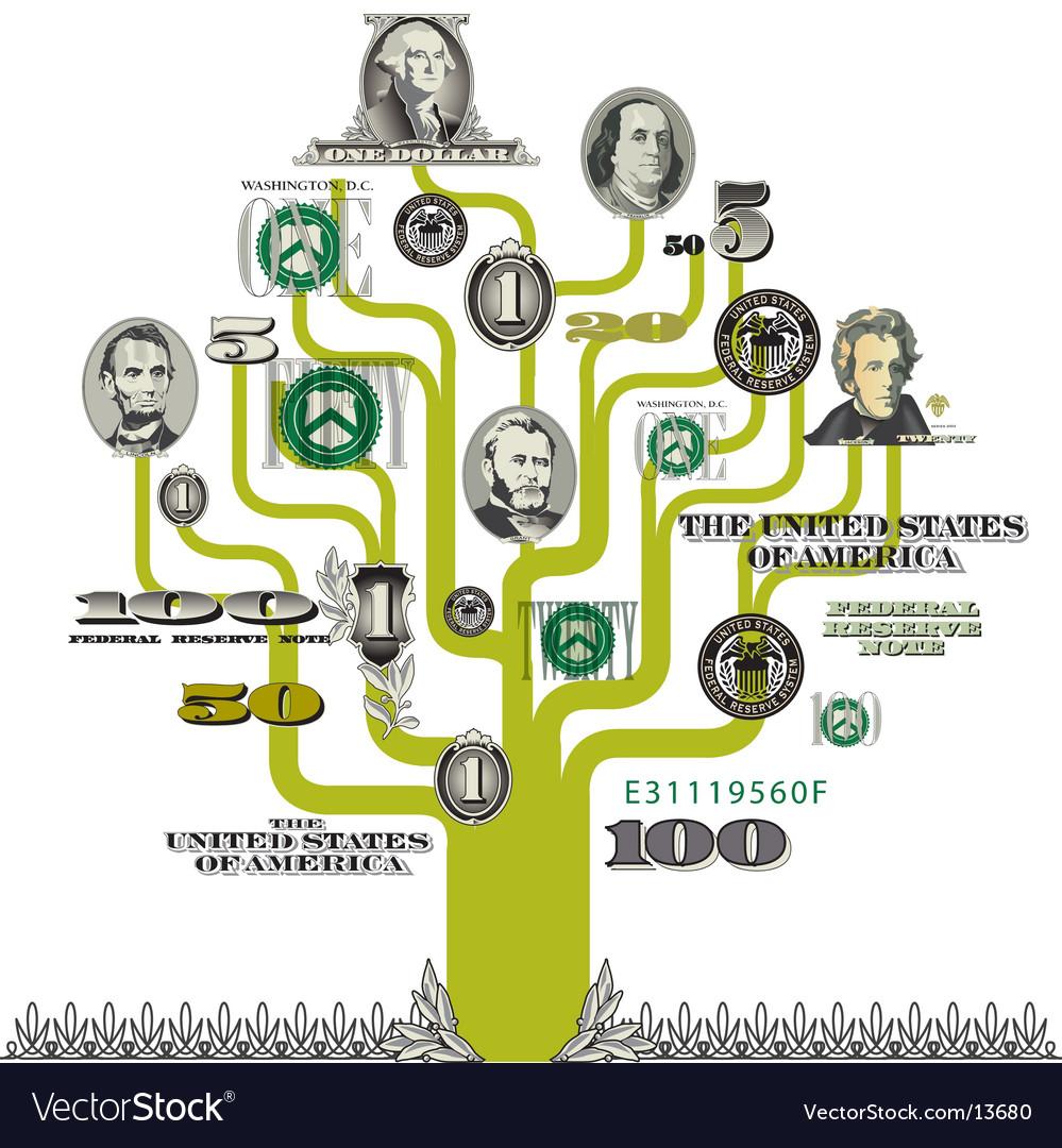 Money tree vector   Price: 3 Credit (USD $3)